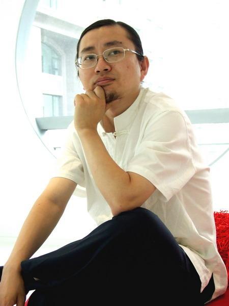 2014儿童动漫招亲会漫画家嘉宾:颜开