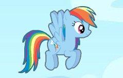 飞翔的小马驹
