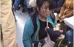 组图:地铁乞讨儿童:超三成来自甘肃岷县 利用寒假组团进京
