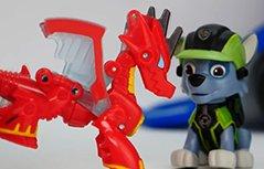 恐龙世界玩具故事