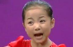 朝鲜儿童爆笑演唱神曲 龚琳娜儿童版啊
