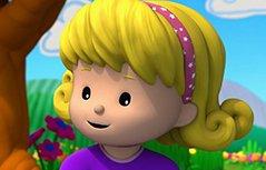 女孩动画:小小探索家第一季下