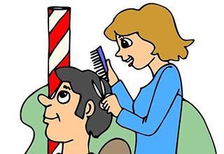 """特别的""""理发师"""""""
