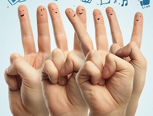 性格测试:从你的右手判断你的受欢迎程度
