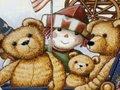 泰迪熊找字母·英语游戏