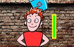 男孩游戏—冰桶挑战