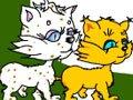 可爱小花猫·计算表面积