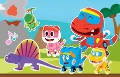 有奖看帮帮龙《恐龙之歌》赢周边玩具