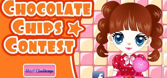女孩游戏-巧克力甜品赛