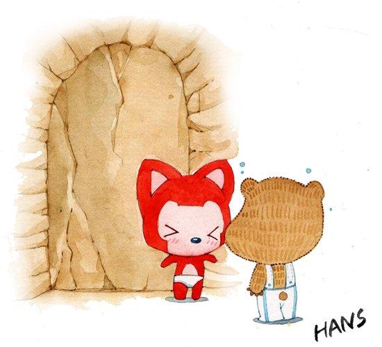 阿狸呓语-芝麻开门