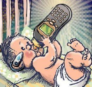 孩子玩手机危害超乎想象 阻止不了咋办?