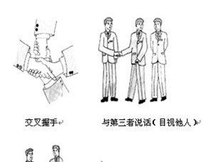 人为什么有握手的习俗?
