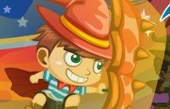 男孩游戏:魔法冲浪