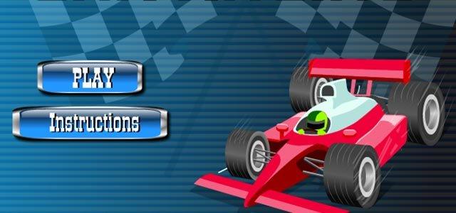 F1赛车ing