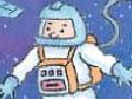 宇航员遨游太空·计算面积