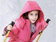 组图:冬季侵袭 装扮专属于宝贝的冰雪奇缘