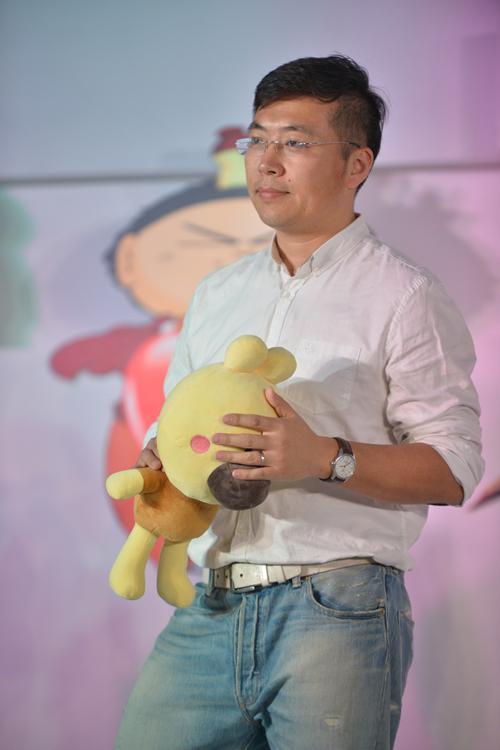 2014儿童动漫招亲会重磅推荐动漫形象:熊小米