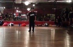 八岁小男孩超级酷炫的街舞秀