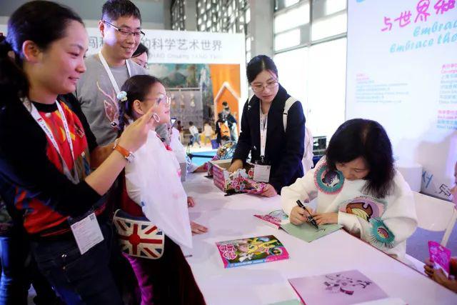 CCBF上海国际童书展五岁啦!