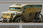复古的出租车