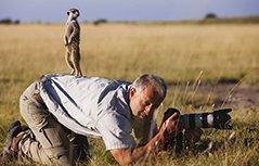 野生动物摄影师们最头疼的不是猛兽毒蛇 而是遇上了这样的动物!