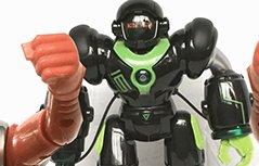 梁臣的玩具说 奥特曼与机器人大王叫我来巡山