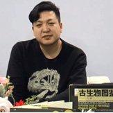著名媒体人曹景行、科学艺术家赵闯:走进恐龙世界