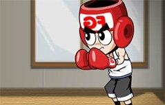 男孩游戏-拳击手
