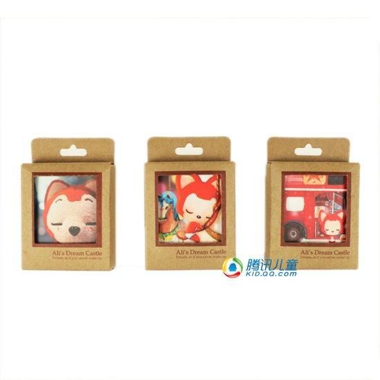 组图:阿狸可爱周边-LOMO卡片