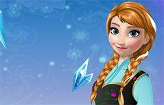 女孩游戏-安娜公主