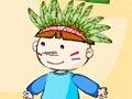 十个印第安男孩·英语儿歌