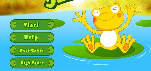 青蛙跳跳大冒险