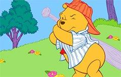小熊打棒球