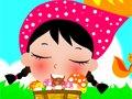 经典儿歌:采蘑菇的小姑娘