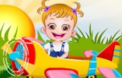 女孩游戏:可爱宝贝当接线员