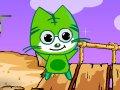 小猫炮轰字母·英语单词