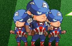 男孩游戏:英雄热血足球