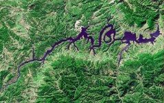 飞龙、凤凰、迷宫,从400公里太空发现祖国之美
