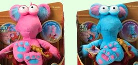 太空娃娃可爱毛绒