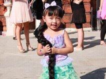 中国小公主变身长发公主