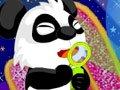 马戏团大熊猫吹泡泡·听音辨拼音