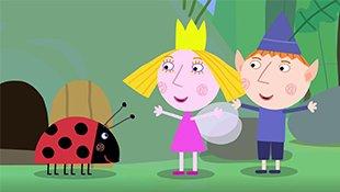 班班和莉莉的小王国:和聪明的瓢虫朋友一起玩耍吧