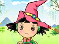 小女巫的世界·学写童话故事