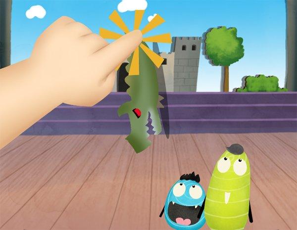 小手指剧场HD:可以玩的动画片