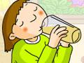 一起喝果汁·同分母真分数加法