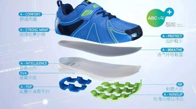 ABC KIDS Ai+超能跑鞋,给孩子的超保护!