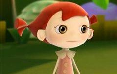女孩动画:蔬果王国历险记