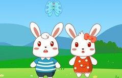 兔小贝儿歌 相约在春天