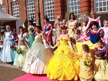 十位公主欢聚一堂