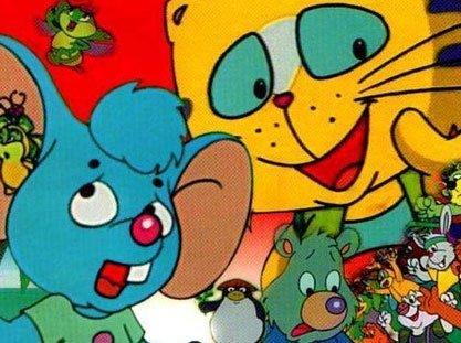 点击观看经典动画片 蓝皮鼠和大脸猫